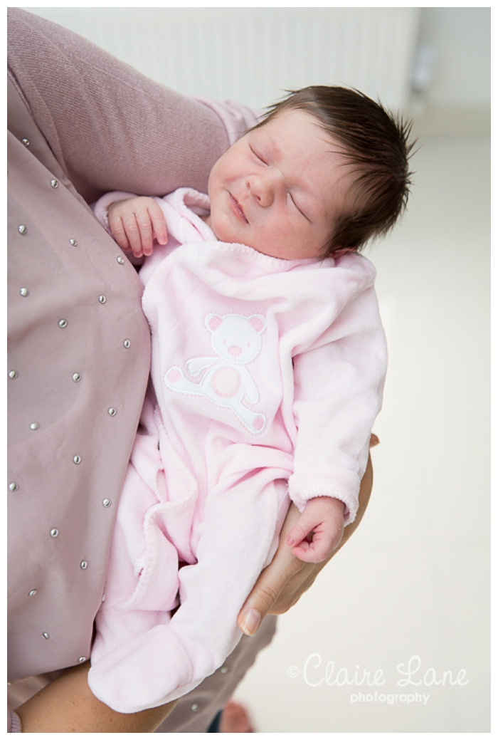 Gorgeous baby girl I St Albans Newborn Photographer » Claire Lane  Photography